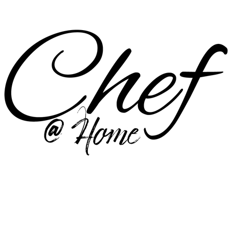 Chef @ Home Logo Text 3